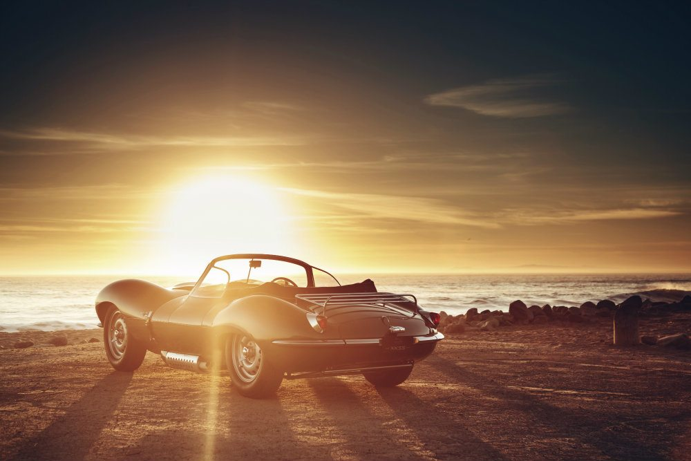 1957 Jaguar XKSS: Living & Breathing Through Fire