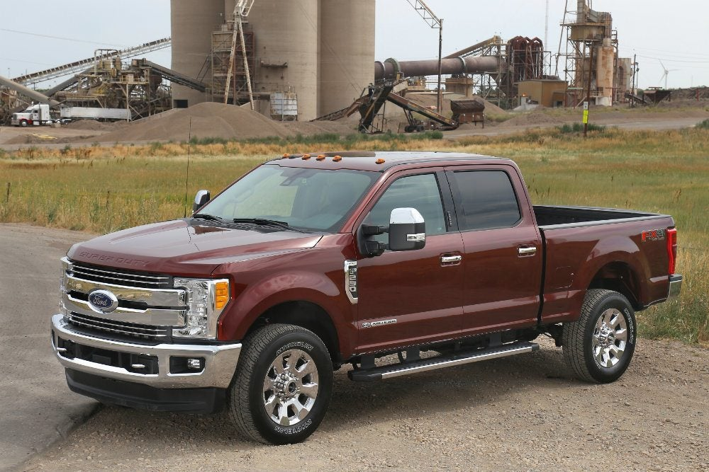 2017 Ford Super Duty: Strong Sales, Solid Innovations
