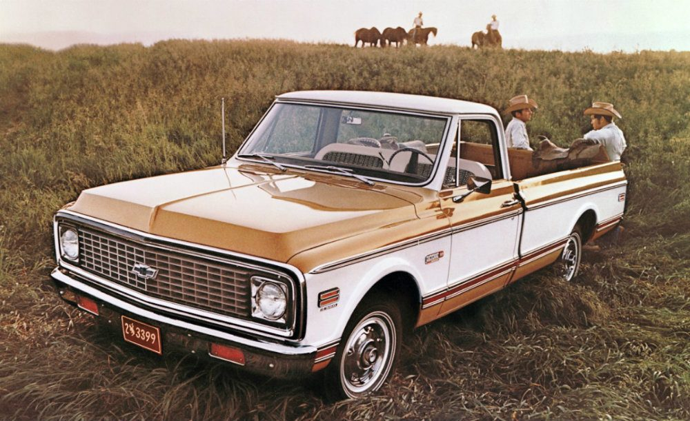 Chevy Trucks: America\'s Great Aspirational Vehicle