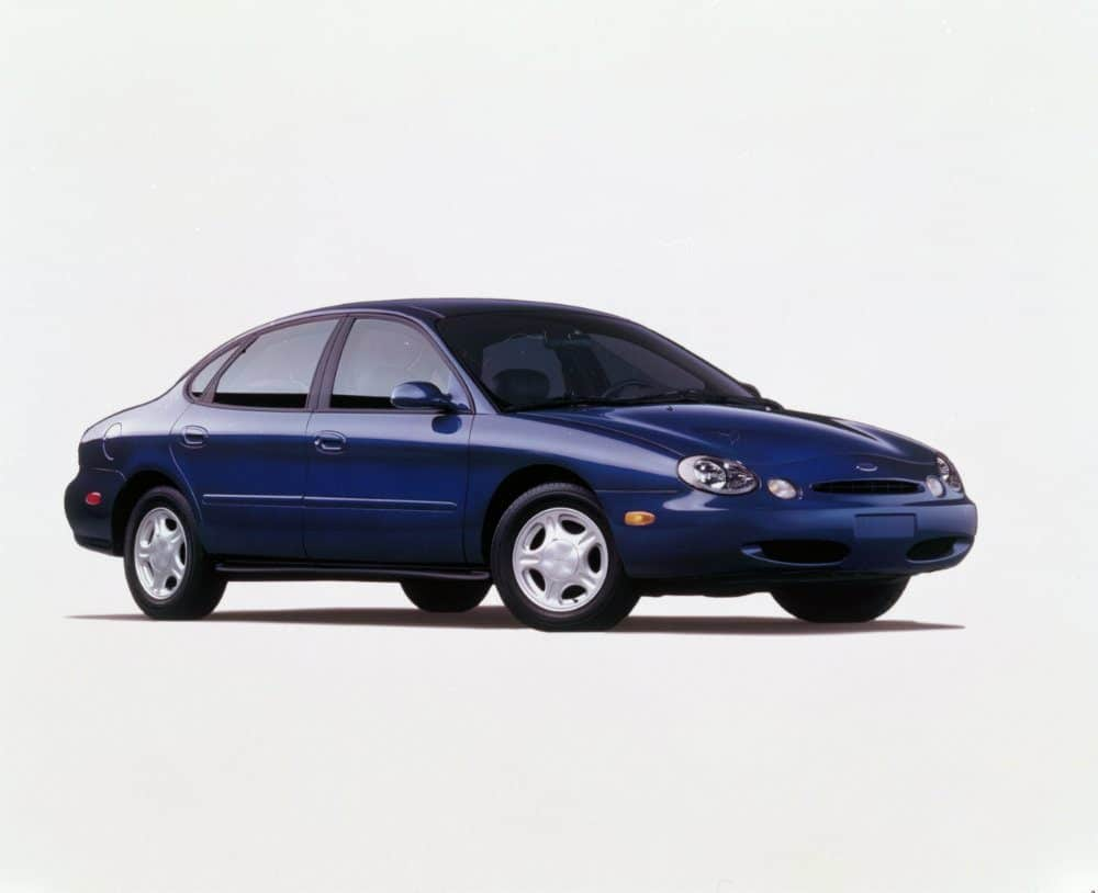 Savannah, Submarines & Other Fond Memories of an Old Ford Taurus