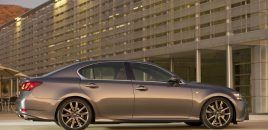 2017 Lexus GS 350 F Sport Review