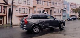 Volvo & Uber Launch Self-Driving Pilot Services In San Francisco