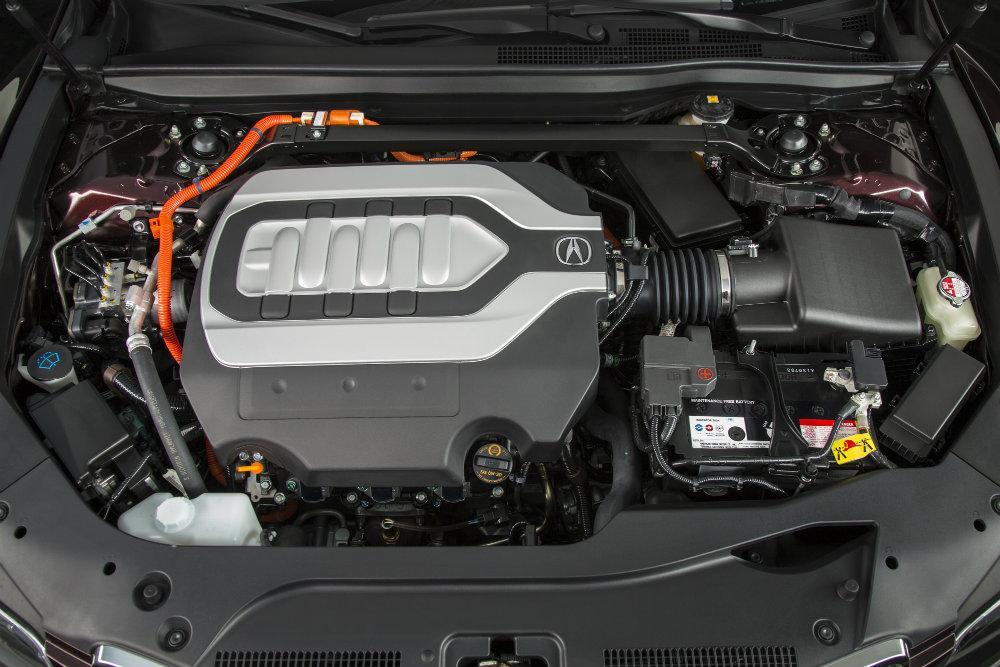 2016 Acura Rlx Sport Hybrid 39