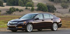 2017 Acura RLX Sport Hybrid: Product & Performance Overview