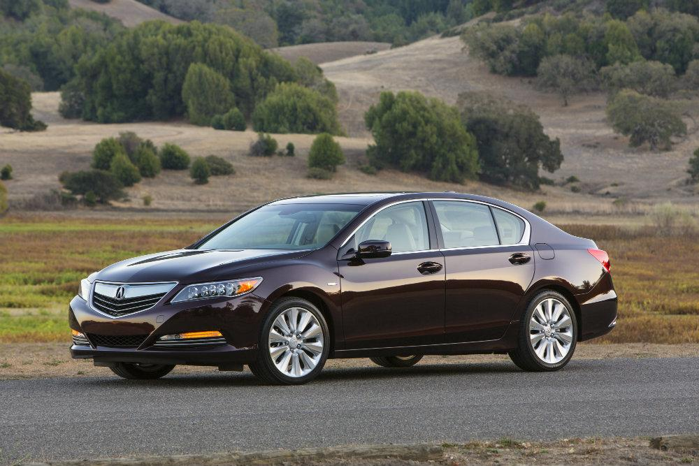 2017 Acura Rlx Sport Hybrid >> 2017 Acura Rlx Sport Hybrid Product Performance Overview