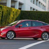 2017 toyota prius four touring review. Black Bedroom Furniture Sets. Home Design Ideas