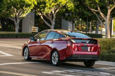 2016 Toyota Prius Four Touring 19 A83463192440D67CC383BCCDFCB6539DC97EB610