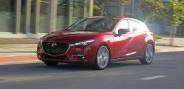 2017 Mazda3 Grand Touring Review