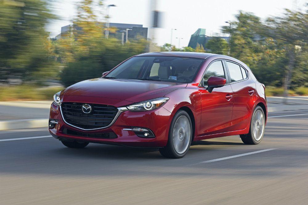 2018 Mazda3 Trims Levels Broken Down