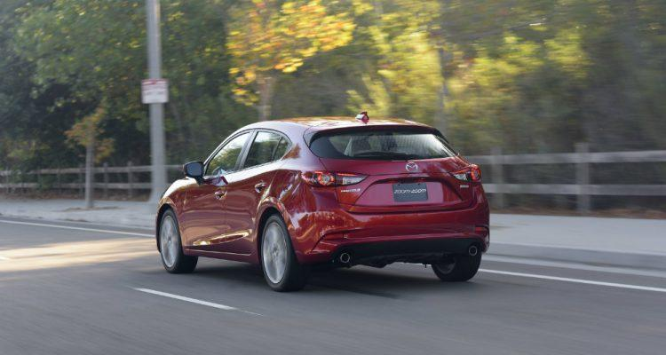 Mazda Touring Review