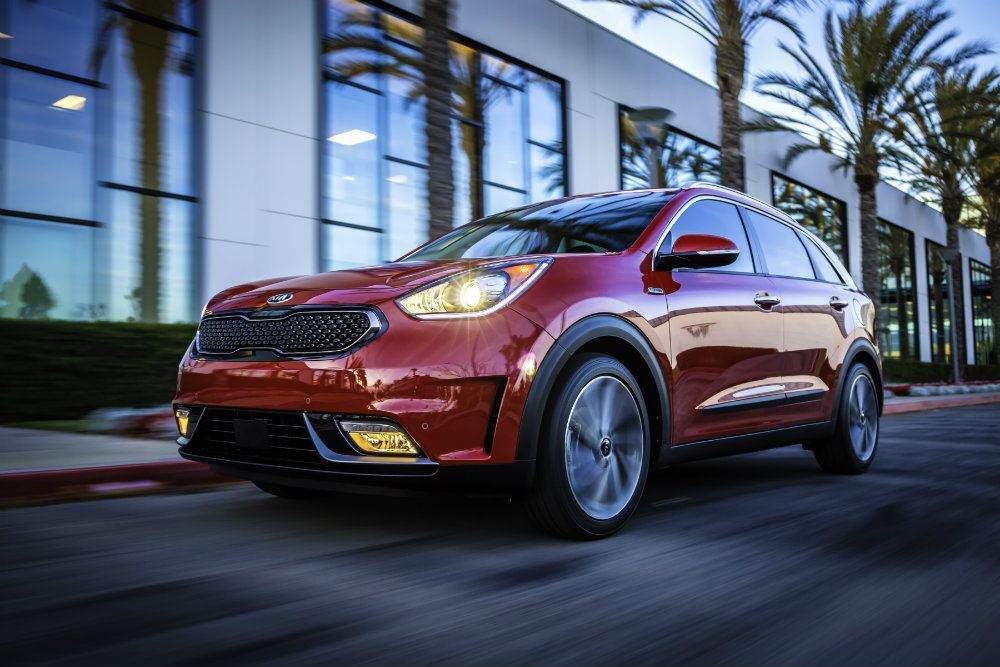 2017 Kia Niro: A lot To Like, Especially Price