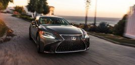 2018 Lexus LS Makes Waves In Detroit