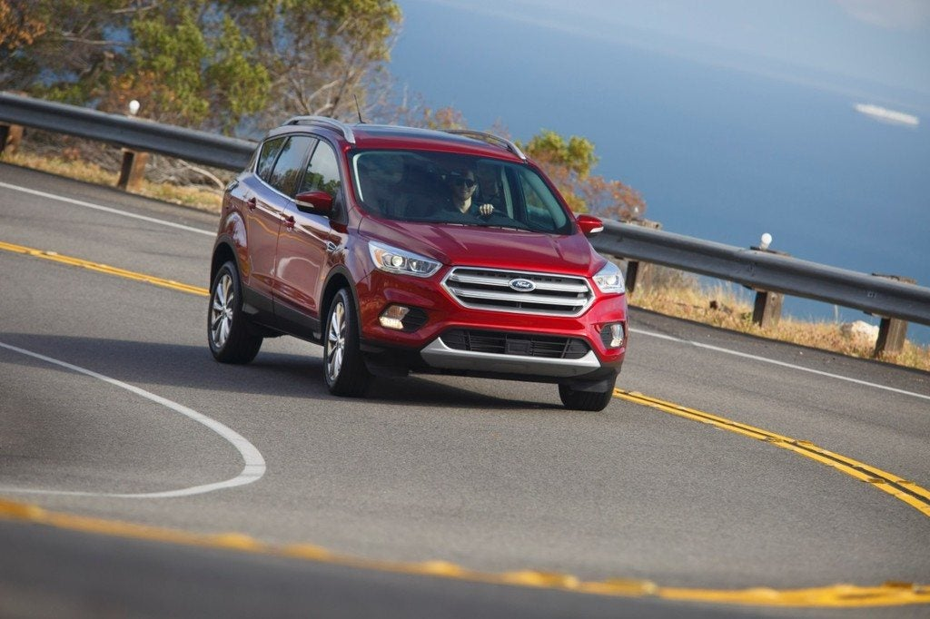 2017 Ford Escape SE 4WD 2.0L Review