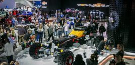 Top 5 Cars And Attractions At NAIAS