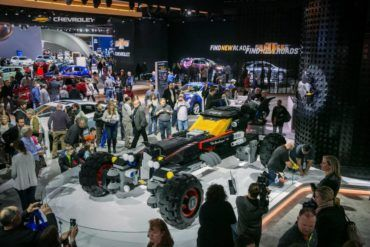 Top 5 Cars And Attractions At NAIAS 22