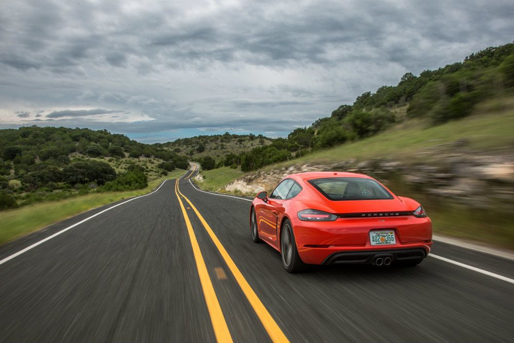 In Search Of Rosie: The Porsche 718 Cayman