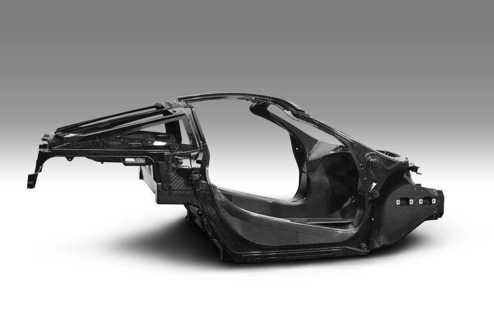 McLaren Automotive Announces Second-Generation Super Series_Monocage II