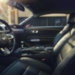 New Ford Mustang Interior 2