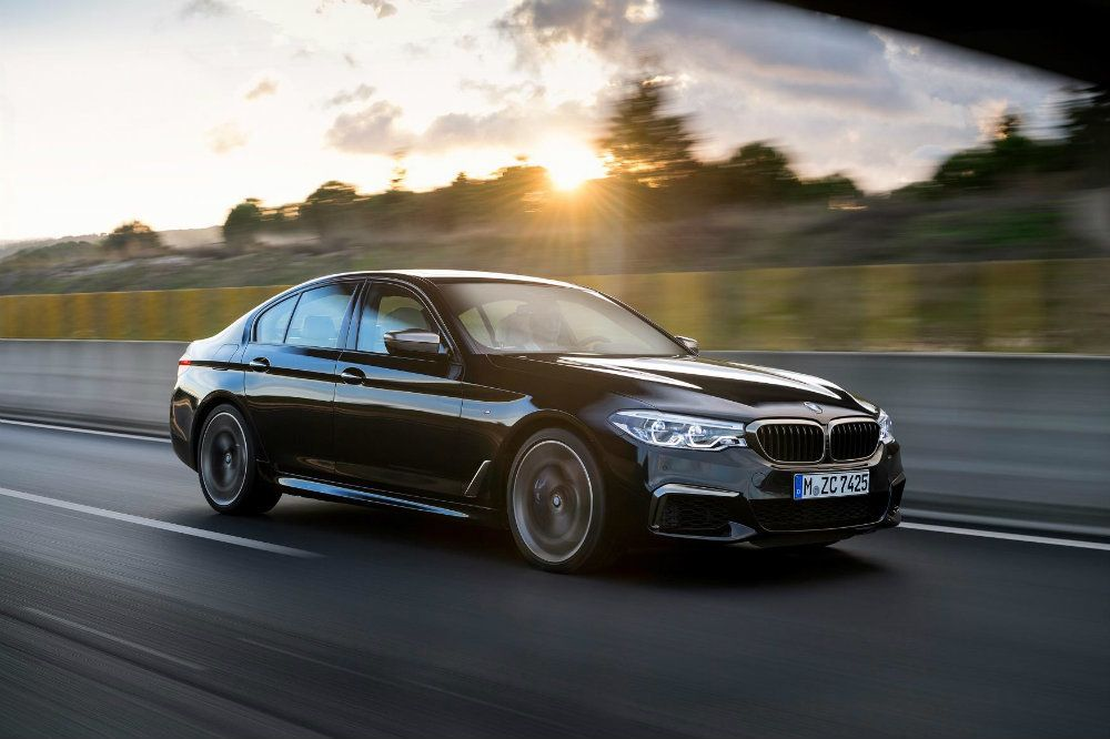 BMW Announces New 5 Series Pricing at NAIAS