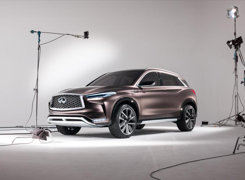 Infiniti's Smart Mobility Lab Accepting Applications