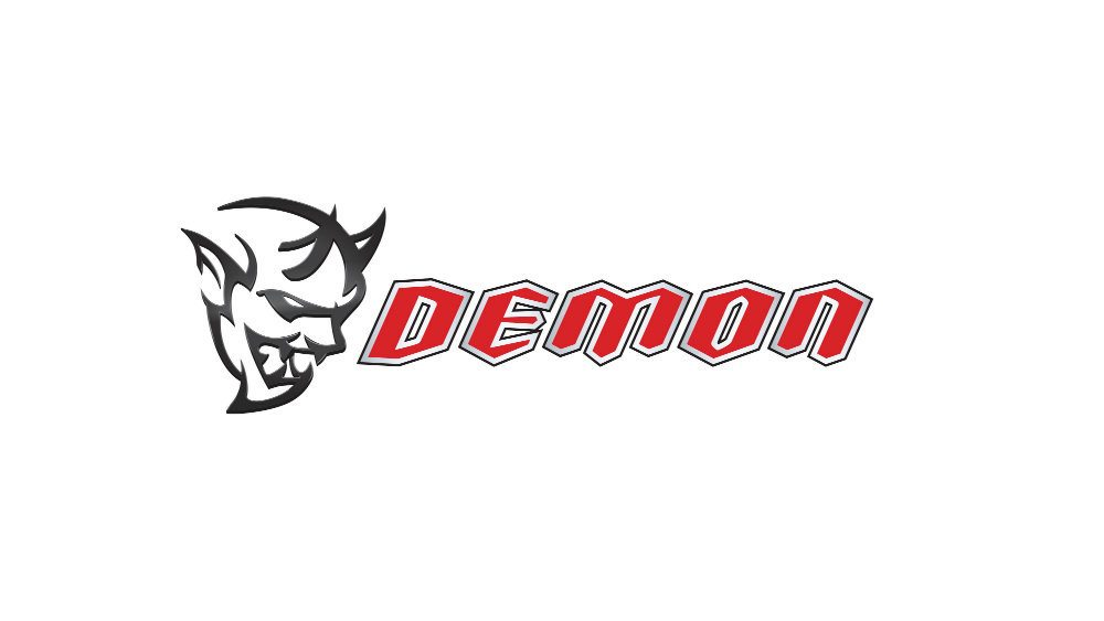 Dodge Challenger SRT Demon: The Tilted Halo Car