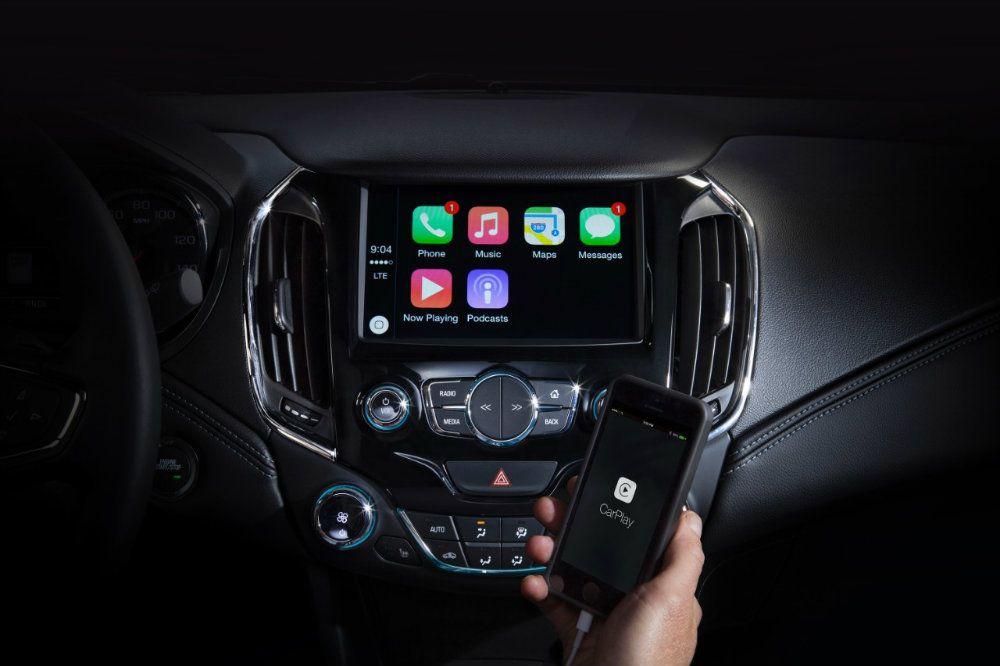 2016 Chevrolet Cruze Apple CarPlay