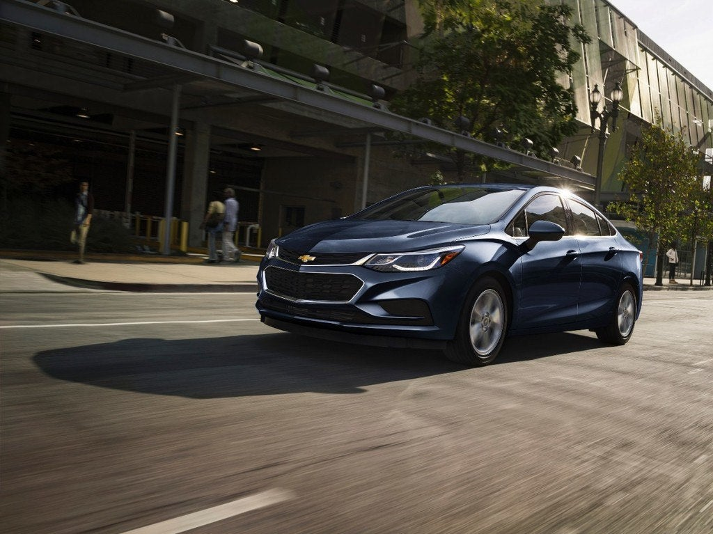 2017 Chevy Cruze Diesel Delivers Unprecedented Fuel Economy