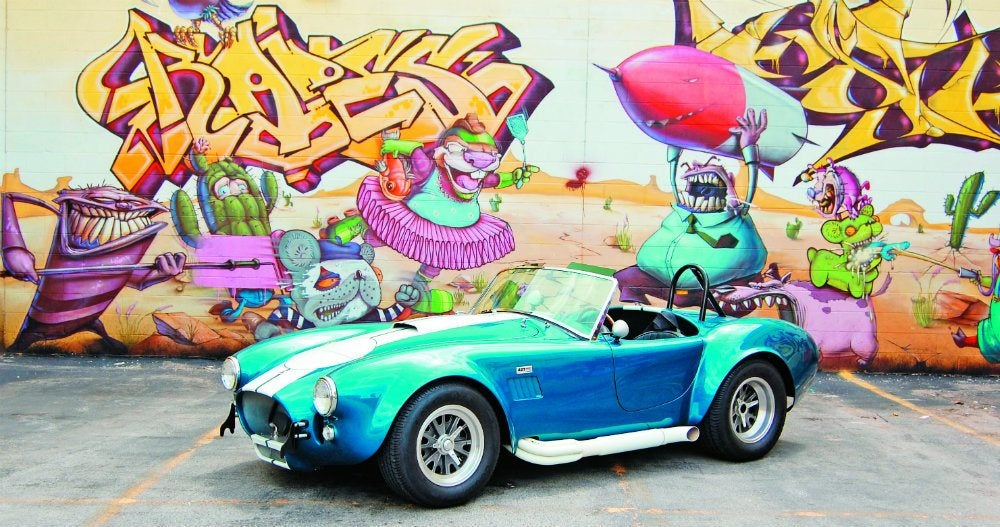 Automoblog Book Garage: Shelby Cobra Fifty Years