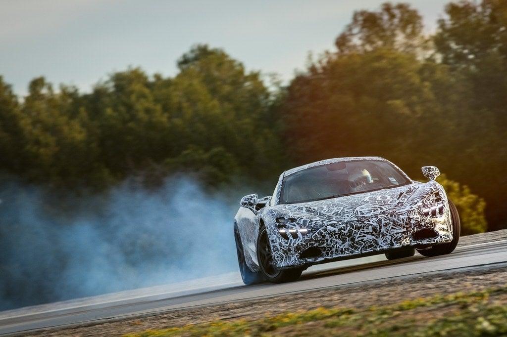 Second-Generation McLaren Super Series Ups The Game