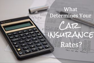Car insurance rate factors