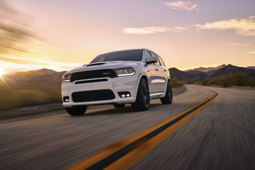 2018 Dodge Durango SRT: Not Your Father's SUV