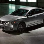 Embargoed until Feb 8 at 630 pm ET 2017 Nissan Altima SR Midnight Edition