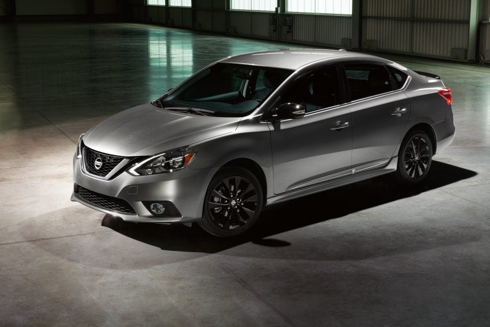 Nissan's Midnight Edition Package Adds Style & Value