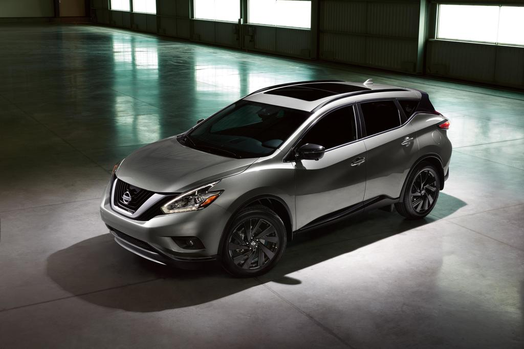 Nissan Murano Platinum >> Nissan's Midnight Edition Package Adds Style & Value