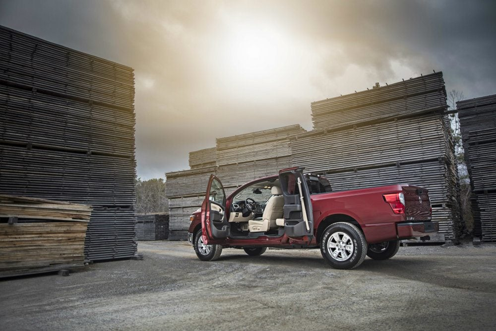 Nissan Titan King Cab Arrives This Spring