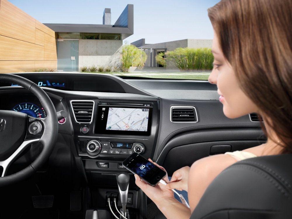 HondaLink Introduces Navigation App