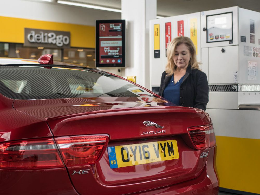 Jaguar & Shell's New In-Car Payment System May Be About Something More 16