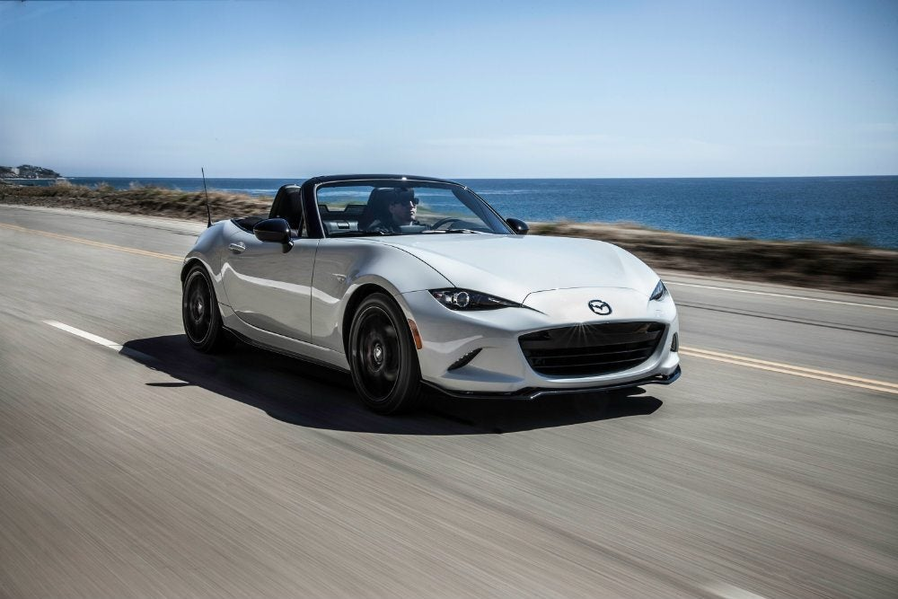 2017 Mazda MX-5 Miata Soft Top Arrives