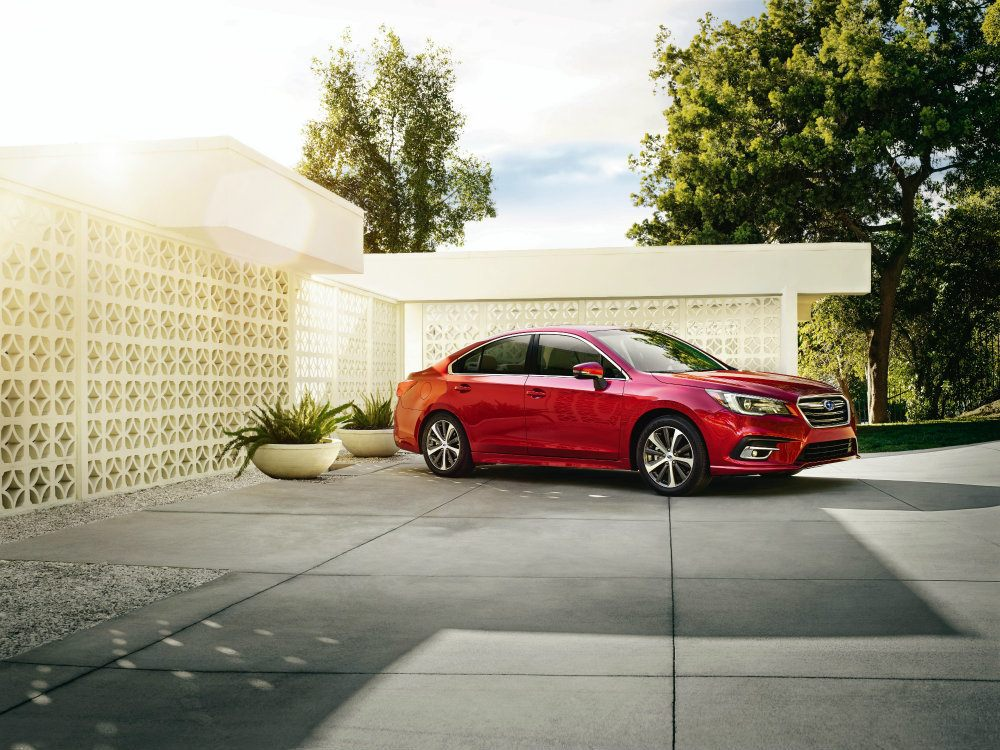 2018 Subaru Legacy To Debut In Chicago
