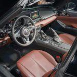 Mazda MX 5RF Interior
