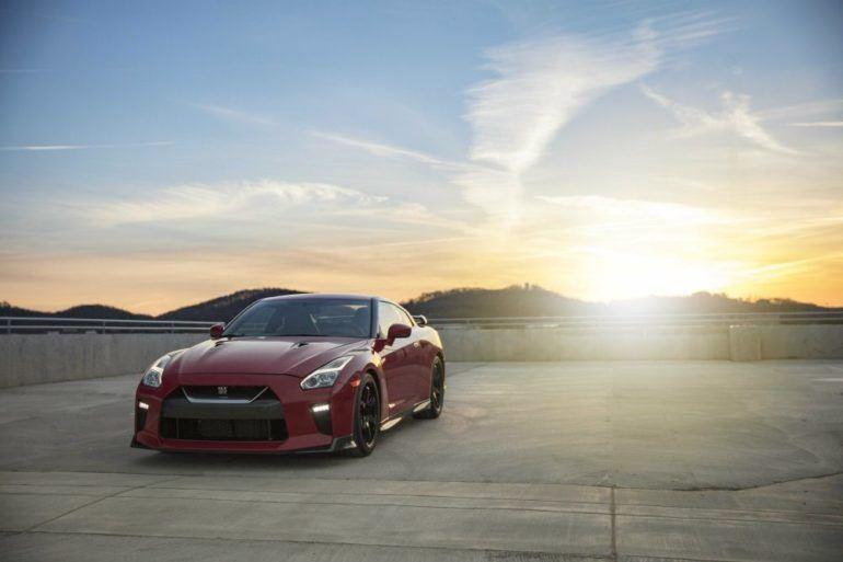 2017 Nissan GT R Track Edition 07