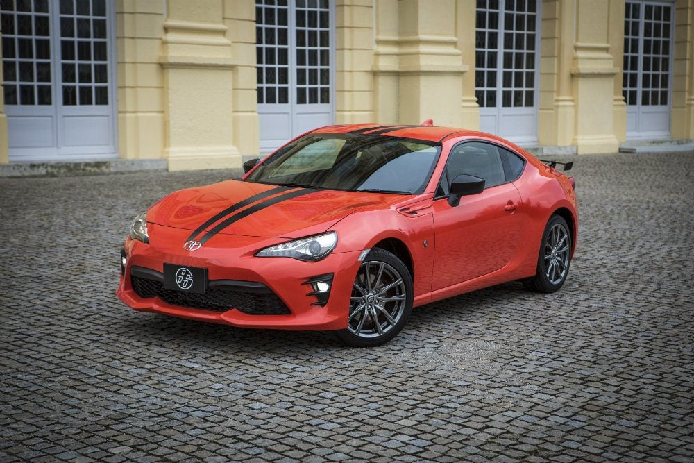 Just How Special Is The 2017 Toyota 860 Special Edition