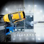 205041 The new Volvo XC60 Crash tests