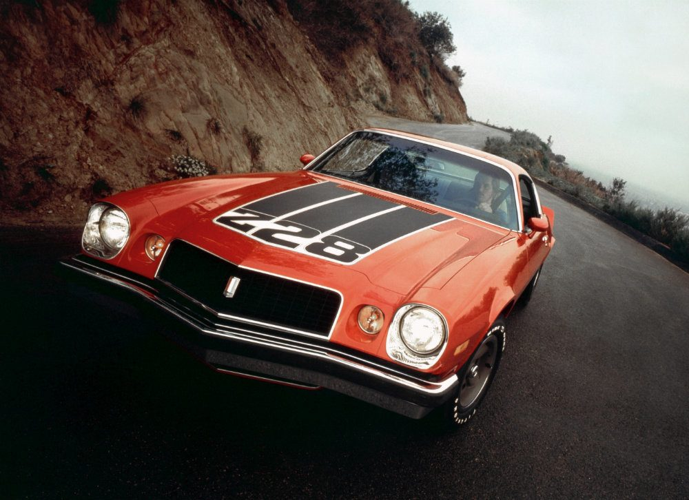 Automoblog Book Garage: Camaro: Fifty Years of Chevy Performance