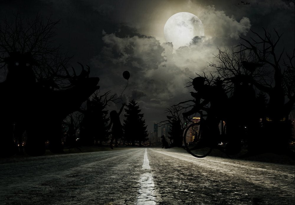 Driving in the dark survey