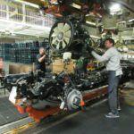 GM Flint Assembly Duramax Diesel Engine