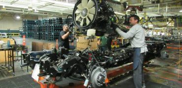 GM Flint Assembly Duramax Diesel Engine 370x180 - 2 Millionth Duramax Rolls Off The Line In Ohio