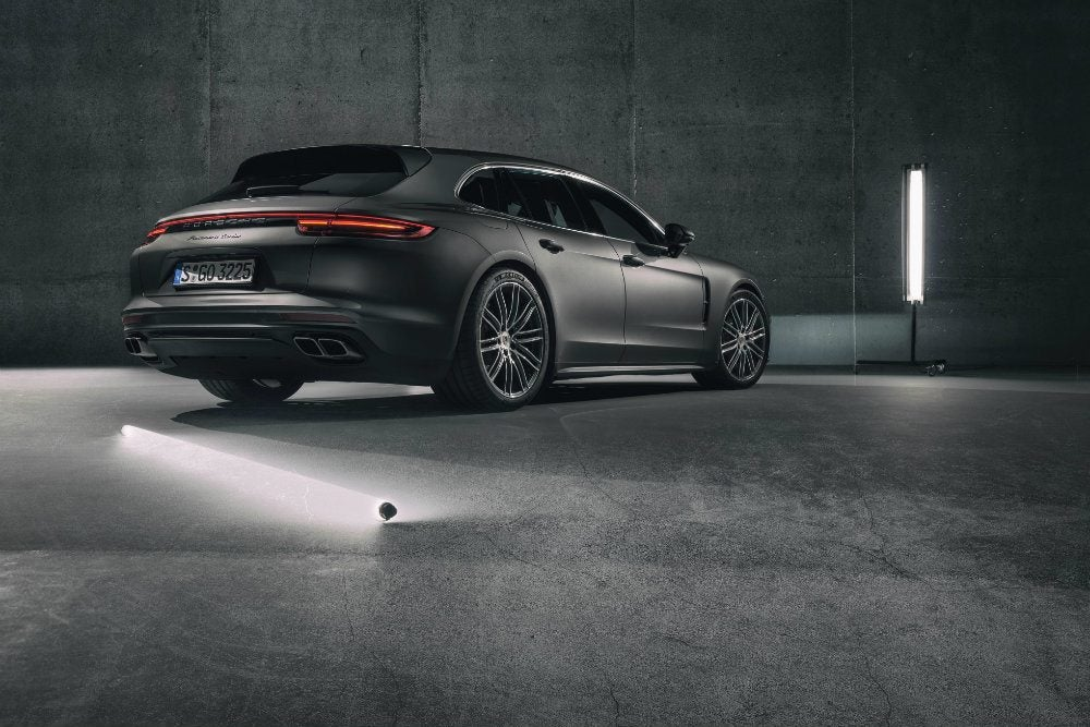 Panamera Sport Turismo 12 - 2018 Porsche Panamera Turbo S E-Hybrid: Kinda Ugly But Really Powerful