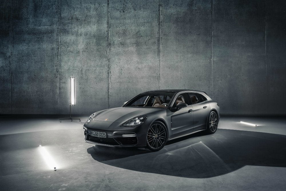 Panamera Sport Turismo1 - 2018 Porsche Panamera Turbo S E-Hybrid: Kinda Ugly But Really Powerful