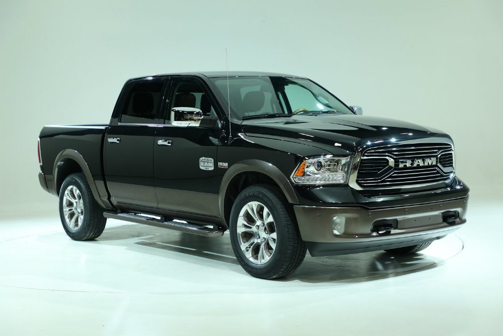 Ram Announces New Laramie Longhorn Hues In Dallas